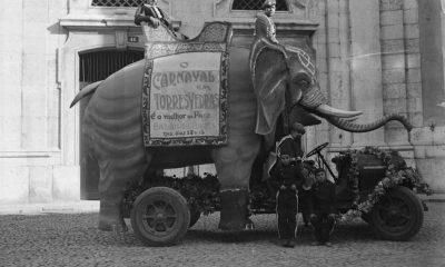 Em 1936 foi assim promovido o Carnaval em Lisboa