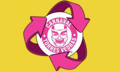 Carnaval de Torres é sustentável