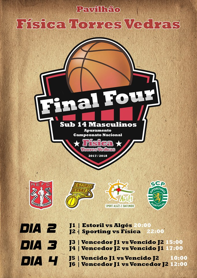 cartaz final four!