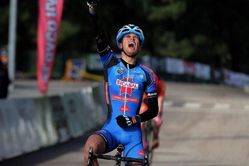 Miguel Salgueiro é campeão Nacional