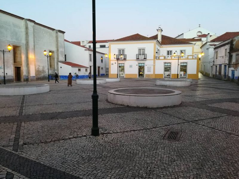 Comunicado do Bloco de esquerda sobre remoção de árvores na Praça da Batata
