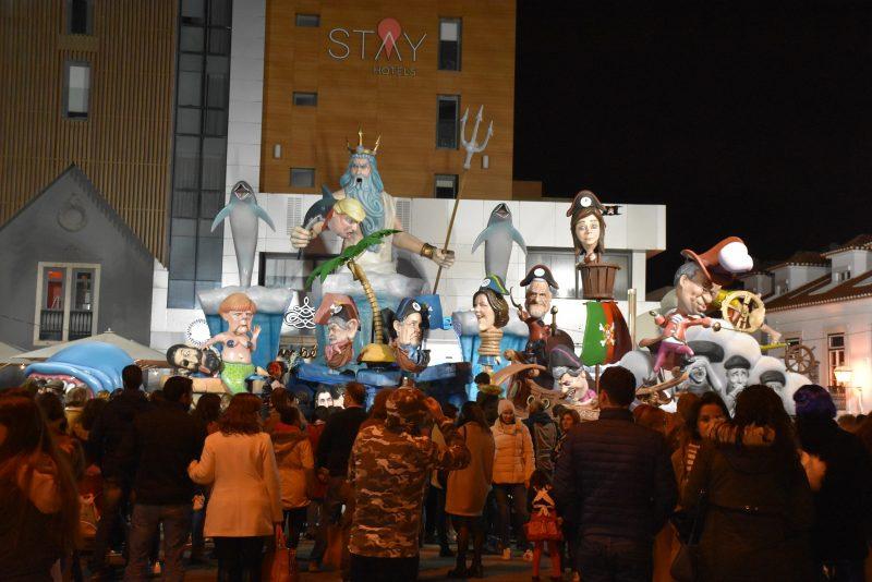 Carnaval de Torres: Monumento está inaugurado!