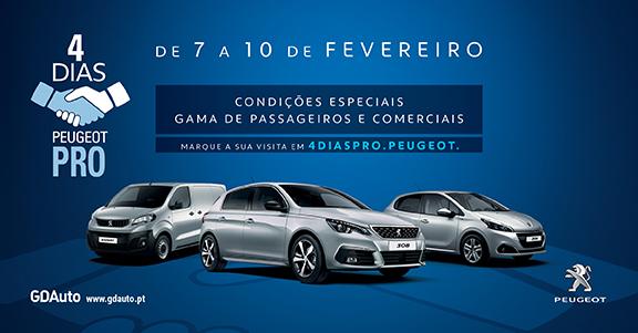 4 dias Peugeot Pro