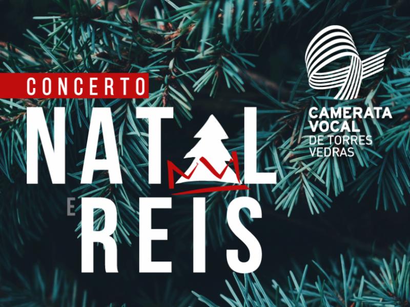 Hoje às 17h - Concerto de Reis pela Camerata Vocal