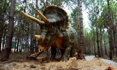 DinoParque na Lourinhã abre a 9 Fevereiro