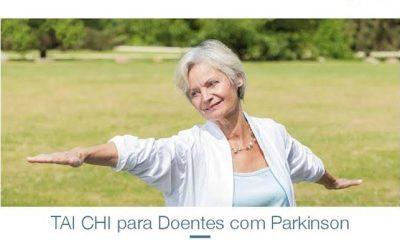 TAI CHI para doentes com Parkinson em Torres Vedras