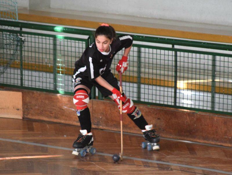 Carolina Monteiro marca na final