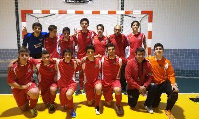 Futsal - Resultados da Casa do Benfica Torres Vedras
