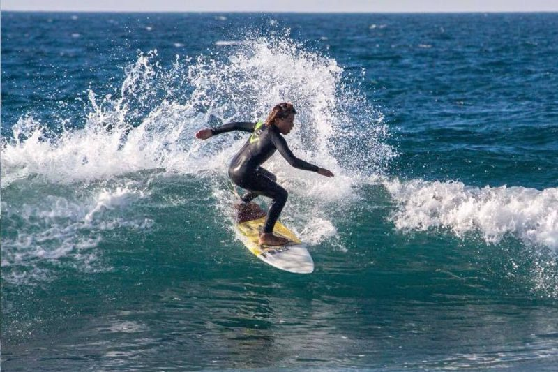 Tomás Gonçalves é um Torriense promessa do Surf