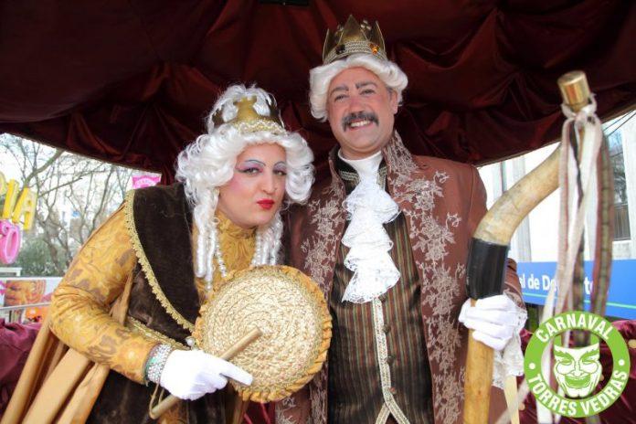 Rei do Carnaval abdica do trono