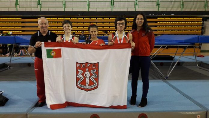 Ginástica: Física vence Copa Galiza