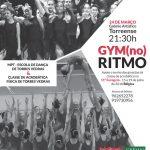 cartaz gymnoritmo