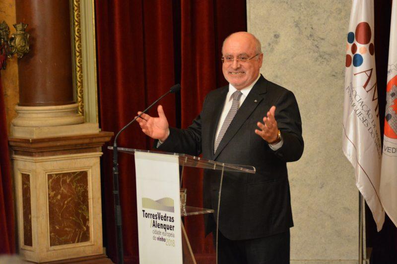 Ministério da Agricultura apoia a Cidade Europeia do Vinho