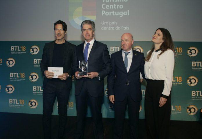 Turismo do Centro vence prémio Reconhecimento