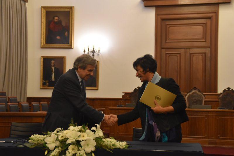 Torres Vedras assina protocolo com Univ. do Porto