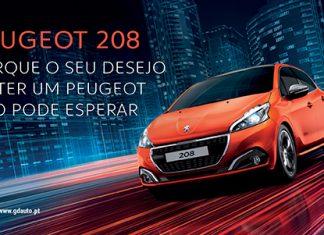 Peugeot 208 na GDAuto com solução de financiamento!