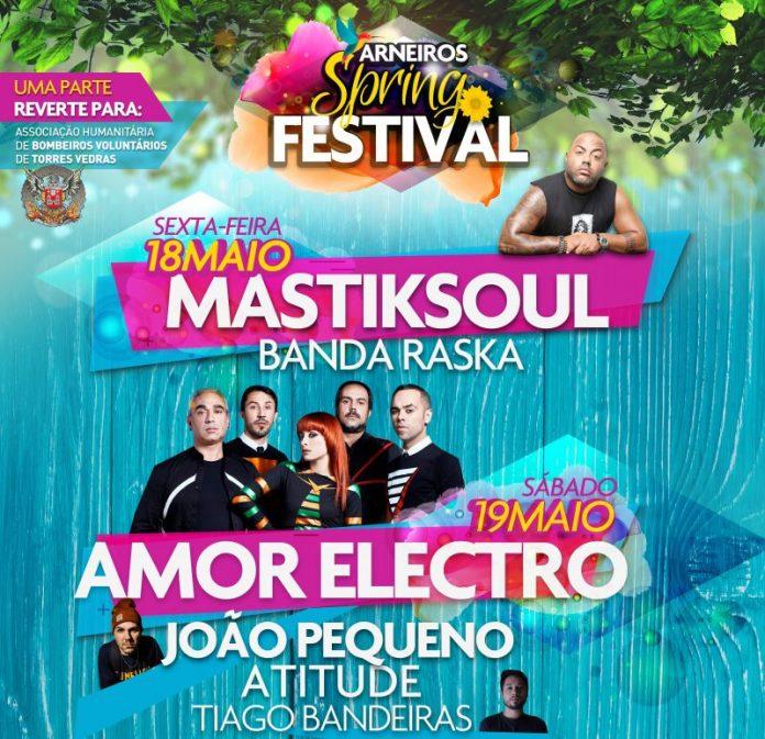 ARNEIROS SPRING FESTIVAL 2018
