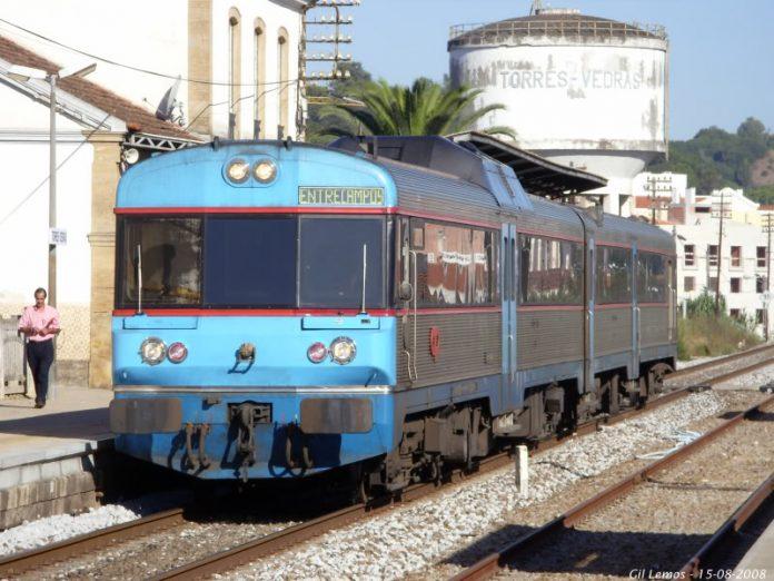107 Milhões de Euros para modernizar Linha do Oeste