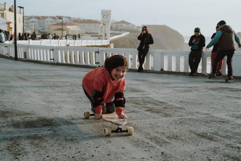 Longboard sealand