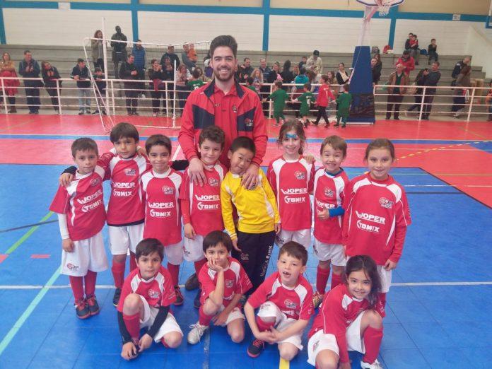 Futsal: Casa do Benfica de Torres Vedras