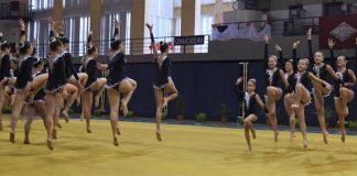 Ginástica: Física apresenta nova coreografia