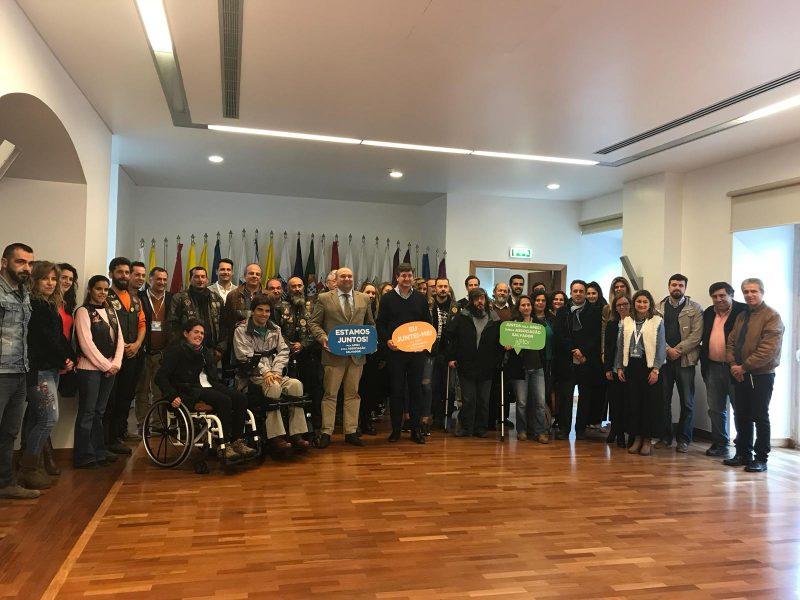 Associação Salvador e APECI juntos na angariação de fundos