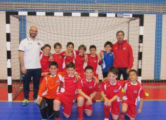 Resultados Casa Benfica Torres Vedras - FUTSAL