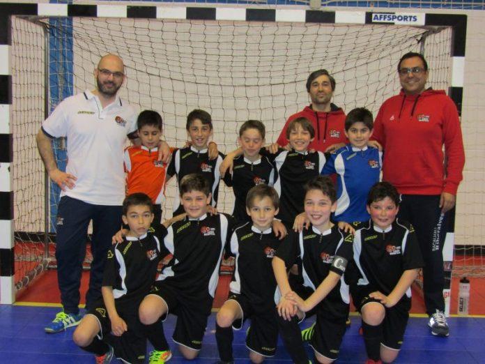 Futsal: Resultados Casa do Benfica de Torres Vedras