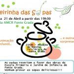 Feirinha das Sopas na Fonte Grada a 21 Abril