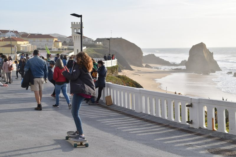 Santa Cruz Spring Break com música e desporto