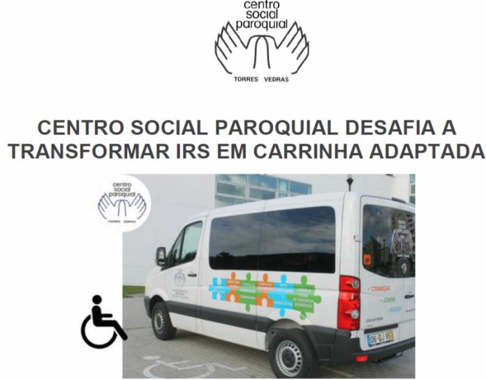 IRS SOLIDÁRIO - Centro Paroquial de Torres Vedras