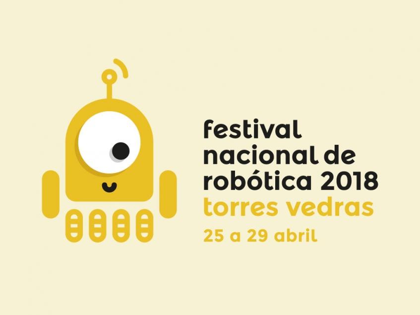 CARTAZ ROBOTICA