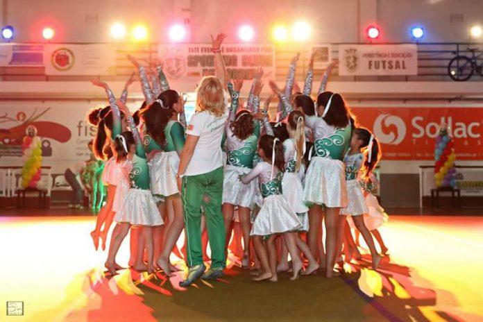 SPORTGYM - Sarau e Gala Gimnica no Sporting Clube de Torres