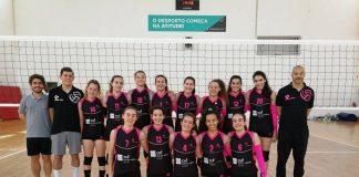 Equipa torriense de voleibol consegue apuramento para a fase final do Campeonato Nacional