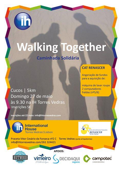 Caminhada Solidária para angariação de fundos para aCAT Renascer