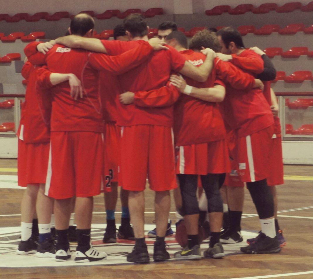 Basquetebol: Física assegura 1ª divisão