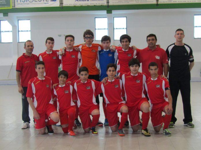 Resultados futsal Casa do Benfica Torres Vedras