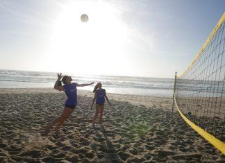 Dupla torriense vai participarno Campeonato Nacional de Voleibol de Praia