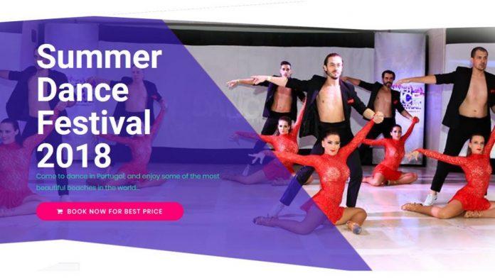 Estás pronto para o maior festival de dança de verão?