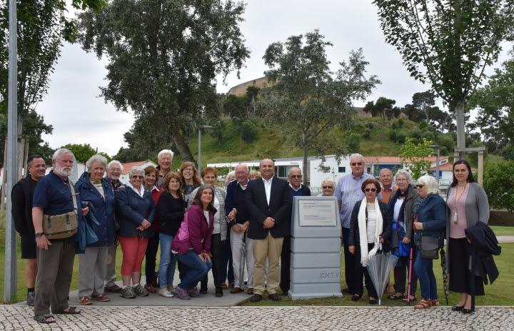 Comitiva inglesa veio comemorar os 20 anos de Geminação entre Torres Vedras e Wellington