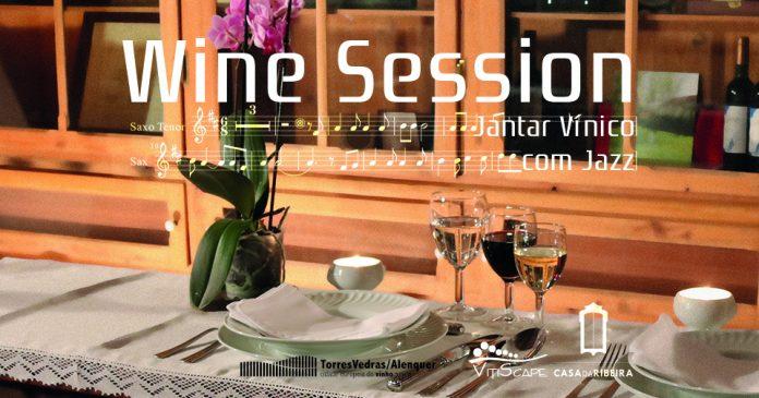 CASA DA RIBEIRA - Jantar Vínico com Jazz