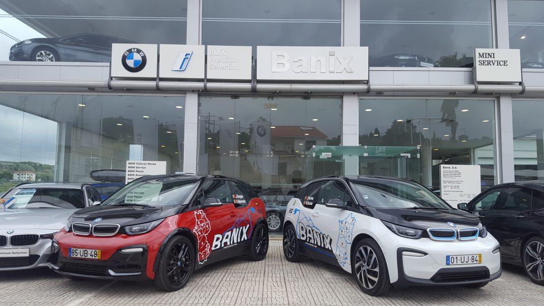 Banix participa na primeira prova de automóveis eléctricos em Portugal