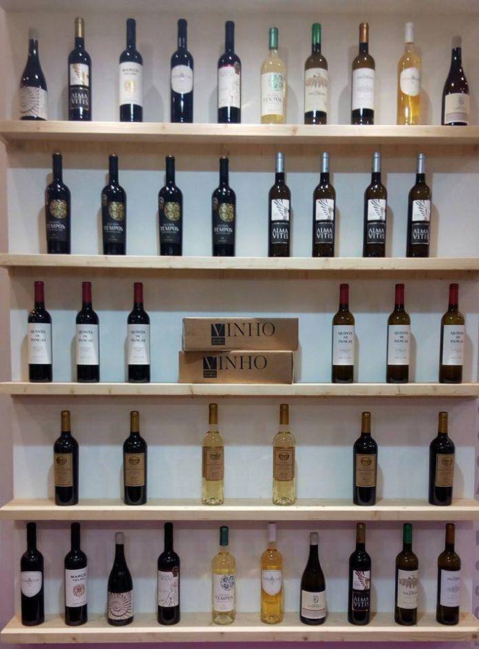 Cidade Europeia do Vinho presente na Feira Nacional da Agricultura