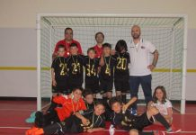 Benjamins da Casa do Benfica de Torres Vedras vencem Torneio da Lourinhã de futsal