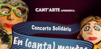 """Concerto Solidário """"Encantamentos"""" já esta sexta-feira"""