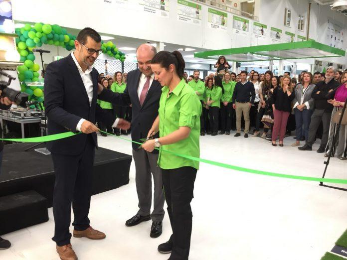 A LEROY MERLIN abre hoje a sua 13.ª loja em Torres Vedras