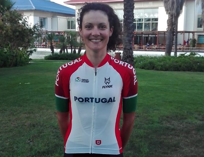 Daniela Reis quarta classificada em Tarragona