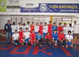Resultados: Equipas da Casa do Benfica de Torres Vedras jogaram este fim-de-semana