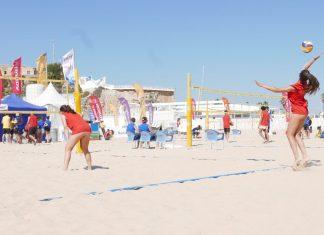 Dupla torriense participa na primeira etapado Circuito de Voleibol de Praia