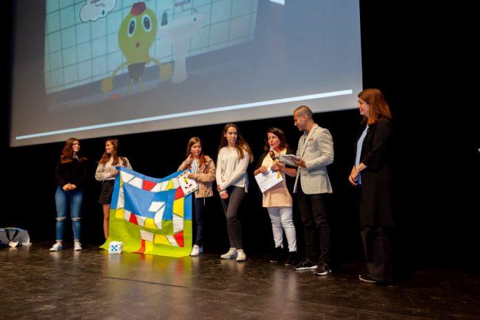 Alunos de Escola Secundária em Mafra recebem Menção Honrosa no concurso nacional Switch Up